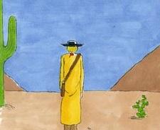 Desert desperado