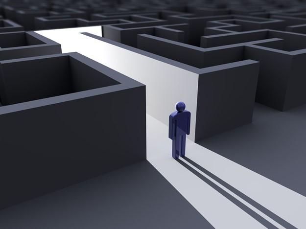 Narrow maze